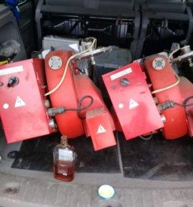 Горелки газовые ГБФ-95