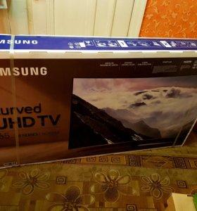 """Телевизор Samsung 65"""" NU8500 Series 8"""