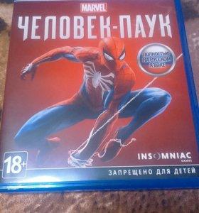Человек Паук PS4 (PlayStation 4)
