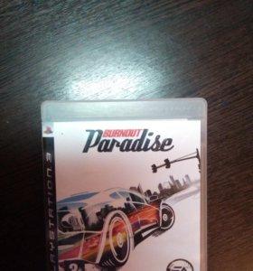 Гонки на PS3 Burnout Paradise