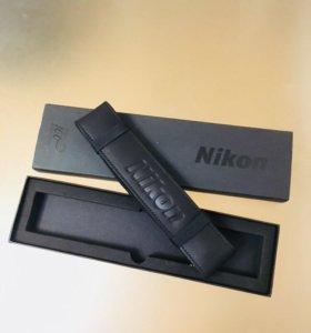 Юбилейный Кожаный ремень для фотоаппарата Nikon