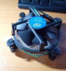 Радиатор охлаждения с кулером