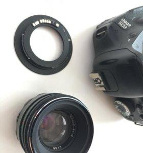 Переходник M42 для Canon