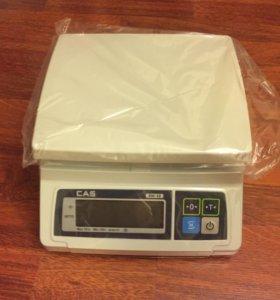 Весы CAS SW 10