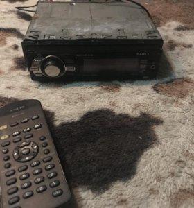 Автомагнитола «Sony»