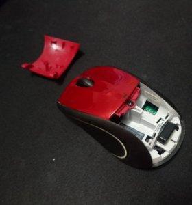 Беспроводная лазерно-оптическая мышь Logitech m505