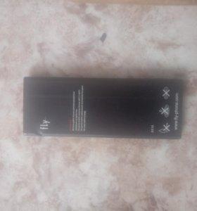 Батарейка на fly. Fs 405