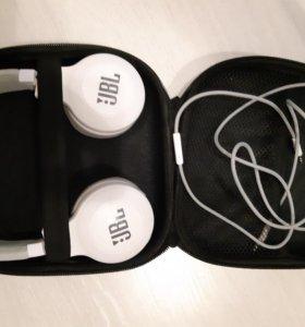 Наушники Bluetooth JBL E45BT White