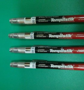 Tempilstik (термокарандаш)Made in USA.