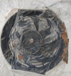 Вентилятор охлаждения радиатора кондиционера приор