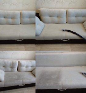Химчистка Диванов , Мебели, углового дивана