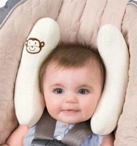 Подушка подголовник для малыша