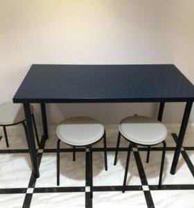 Обеденный стол Икея