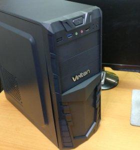i5-3570k + 8 Gb + GTX 770 + SSD + 550W