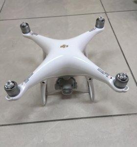 Квадрокоптер DJI Fhantom 4 pro