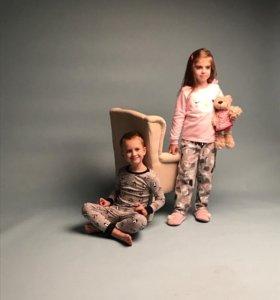 Детские пижамы Carter's