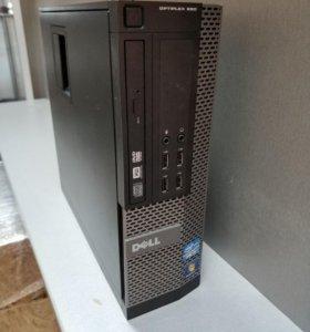 Системный блок dell i5/gt610/4gb/1tb/win7 pro