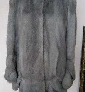 Шуба норковая 48-50