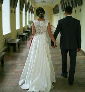 Свадебное платье прямиком из СПб
