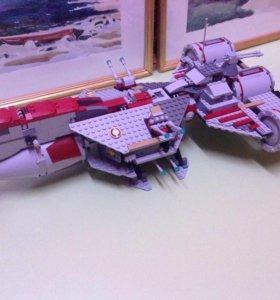 LEGO Star Wars 7964 Республиканский фрегат