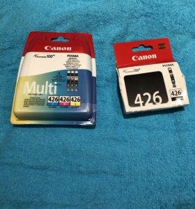 Картриджи для Canon Pixma MG5340