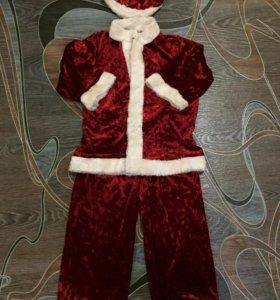 Костюм Санта Клаус