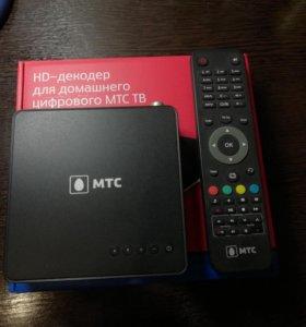HD - декодер для домашнего МТС ТВ