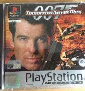Игра James Bond для Playstation 1