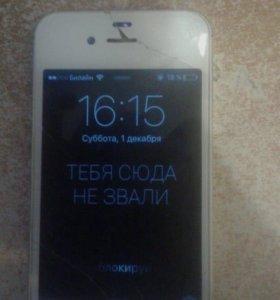 iPhone 4s 32gb⚡️
