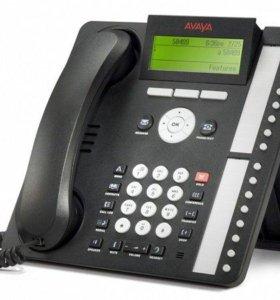 Настольный телефон Avaya 1416 TELSET новый.