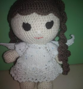 Куколка в костюме ангела