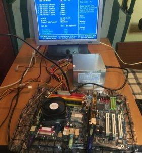 Материнская плата gigabyte GA-8I915P Duo OEM