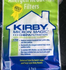 мешки для пылесоса Кирби .