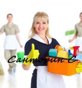 Менеджер клининга в гипермаркет