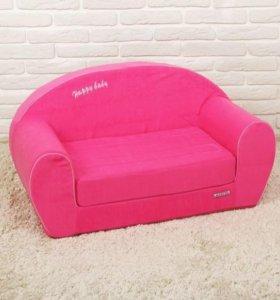 раскладные мягкие диванчики