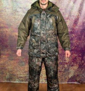 Костюм для зимней рыбалки и охоты Горка 7 Премиум