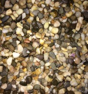Морская галька для аквариума