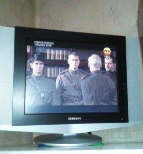 Жк, телевизор самсунг. ТОРГ