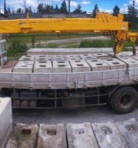 Аренда манипулятора 12 тонн