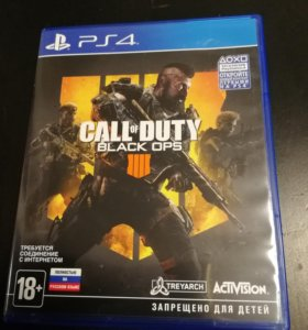 CoD Black Ops 4 (PS4)