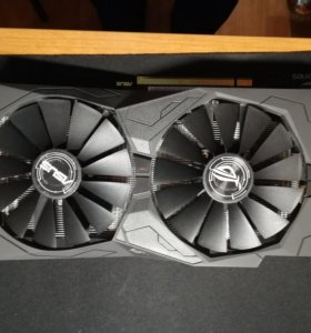 Видеокарта Asus GTX 1050Ti