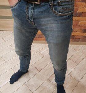 Джинсы штаны брюки мужские
