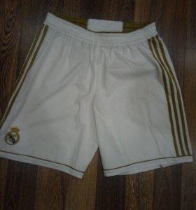 Шотры Real Madrid
