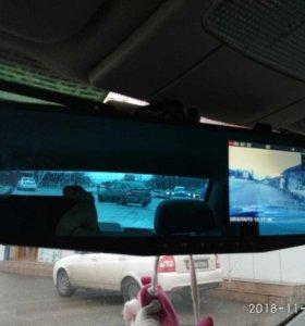 Зеркало видеорегистратор