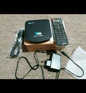 Андроид ТВ-приставка Т96