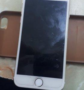 Айфон 6 золотой 16gb
