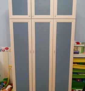 Шкаф Лазурит (для детской)