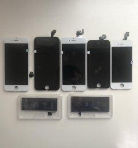 Запчасти IPhone в наличии