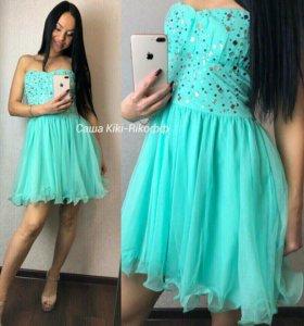 Новое вечернее платье 42-46 р-р