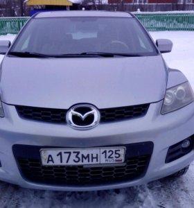 Mazda CX-7, 2007